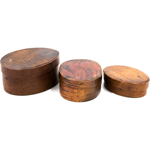 Shaker Boxes (Set of 3)