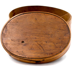 Oval Colonial Shaker Box