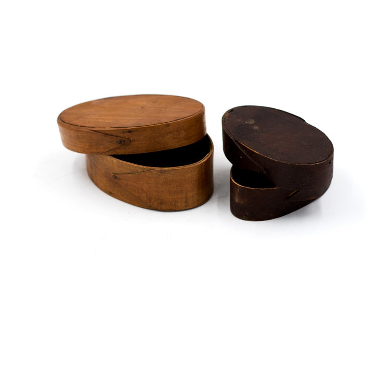 Small Shaker Boxes (Set of 2)