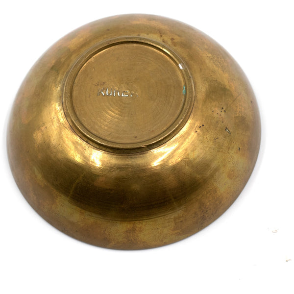 Brass Bowl - Stamped in Korea