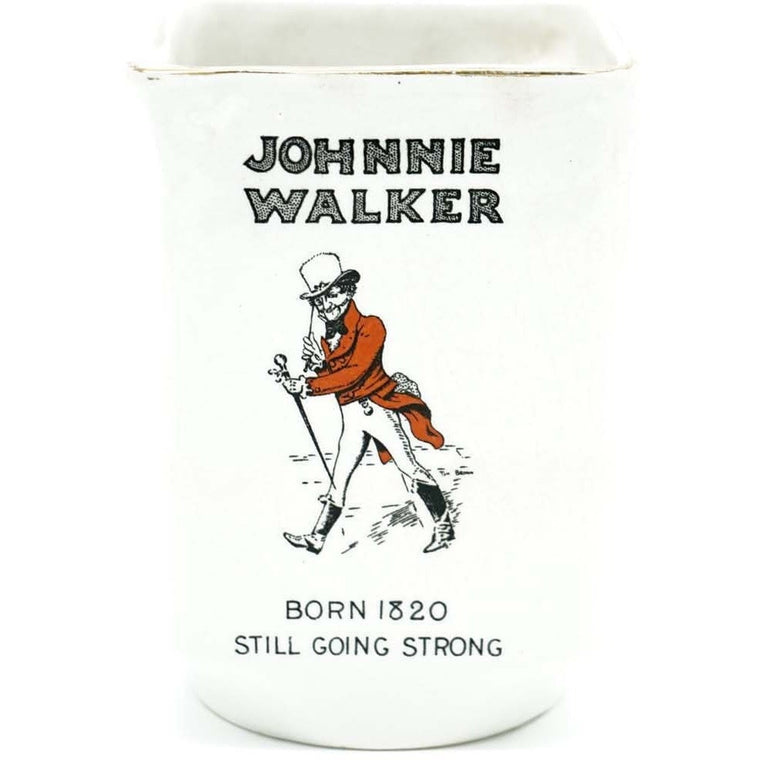 Vintage Johnnie Walker Pitcher