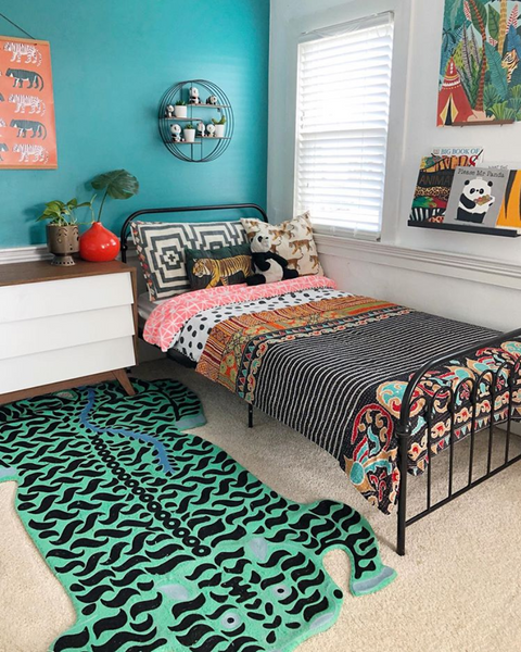 Shared kids room by Timoney Honeywood