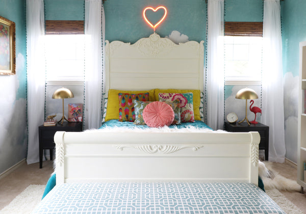 Tween room by Kristin Laing Design