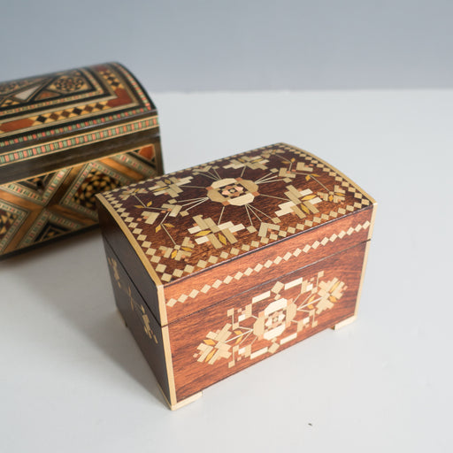 Vintage Wooden Decorative Box