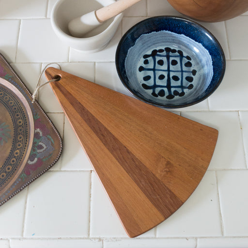 Mid Century Dansk Cheese Board