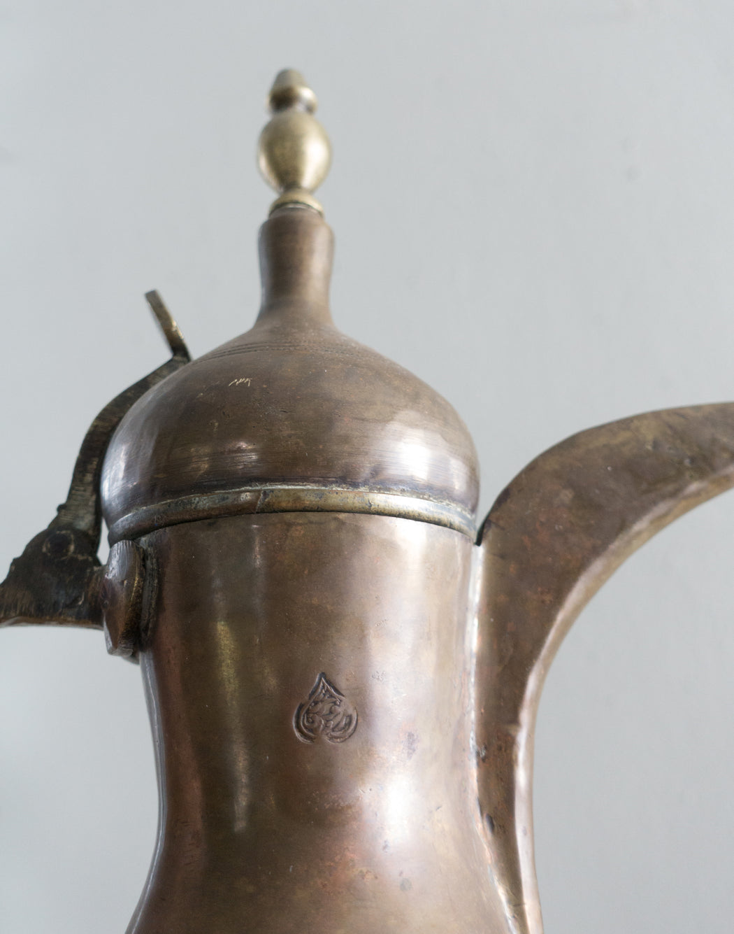 Vintage Dallah Arabic Coffee Pot