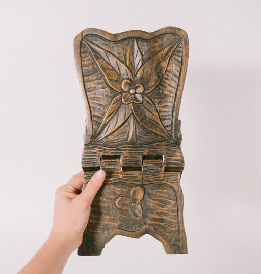 Vintage Book Stand | Library Display