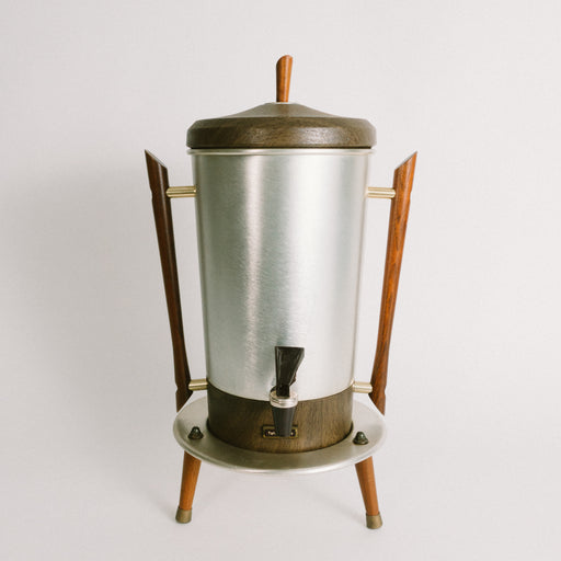 Mid Century Modern Tricolator Electric Coffee Percolator