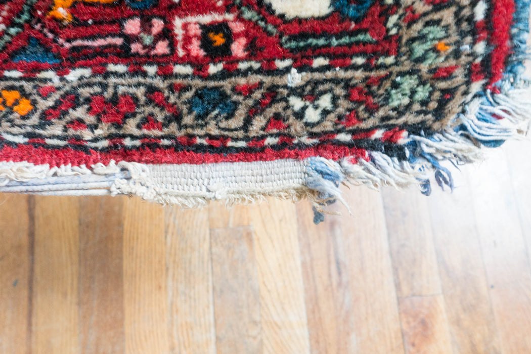 3.5x5.5 Vintage Persian Carpet