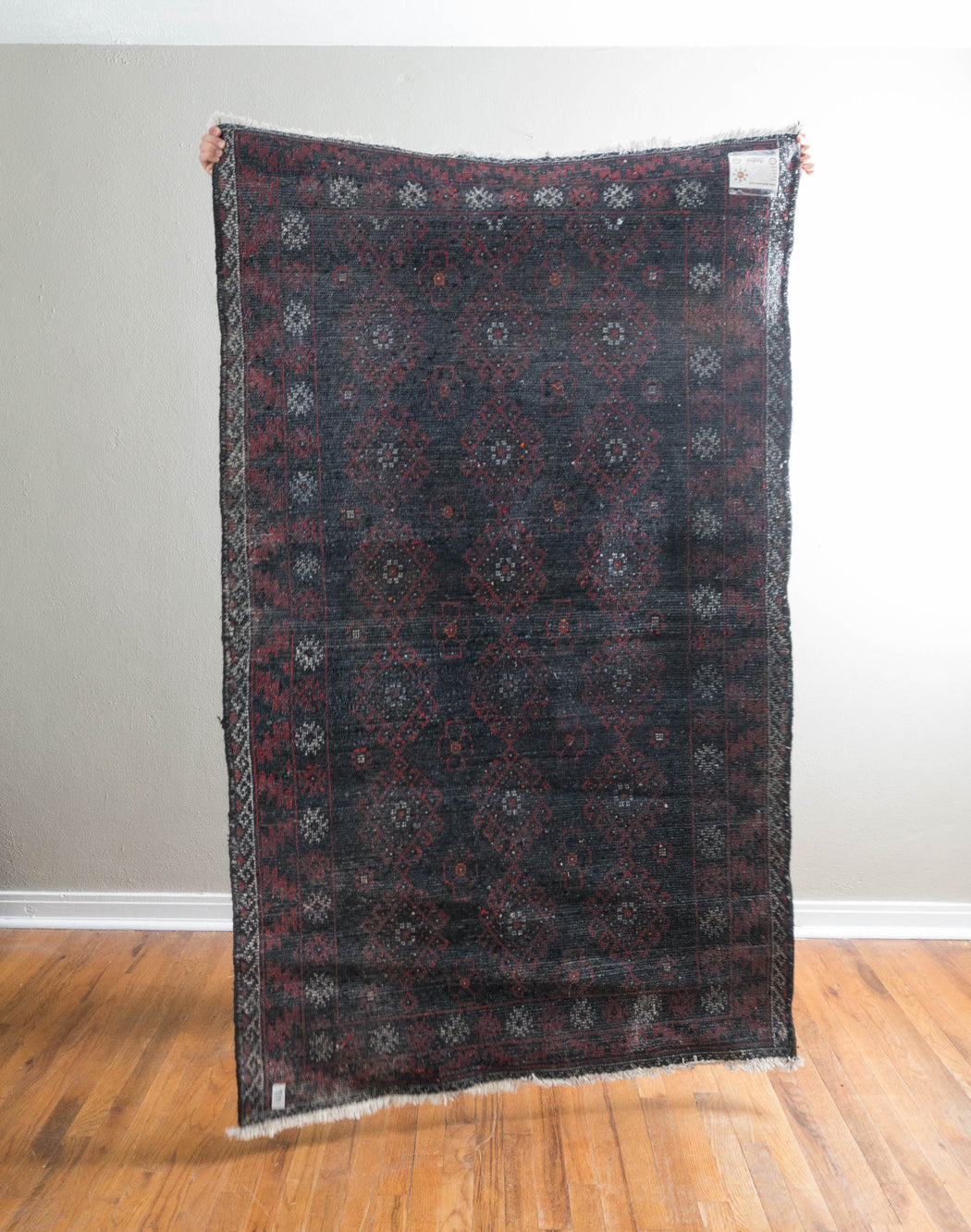 4x6 Vintage Persian Carpet