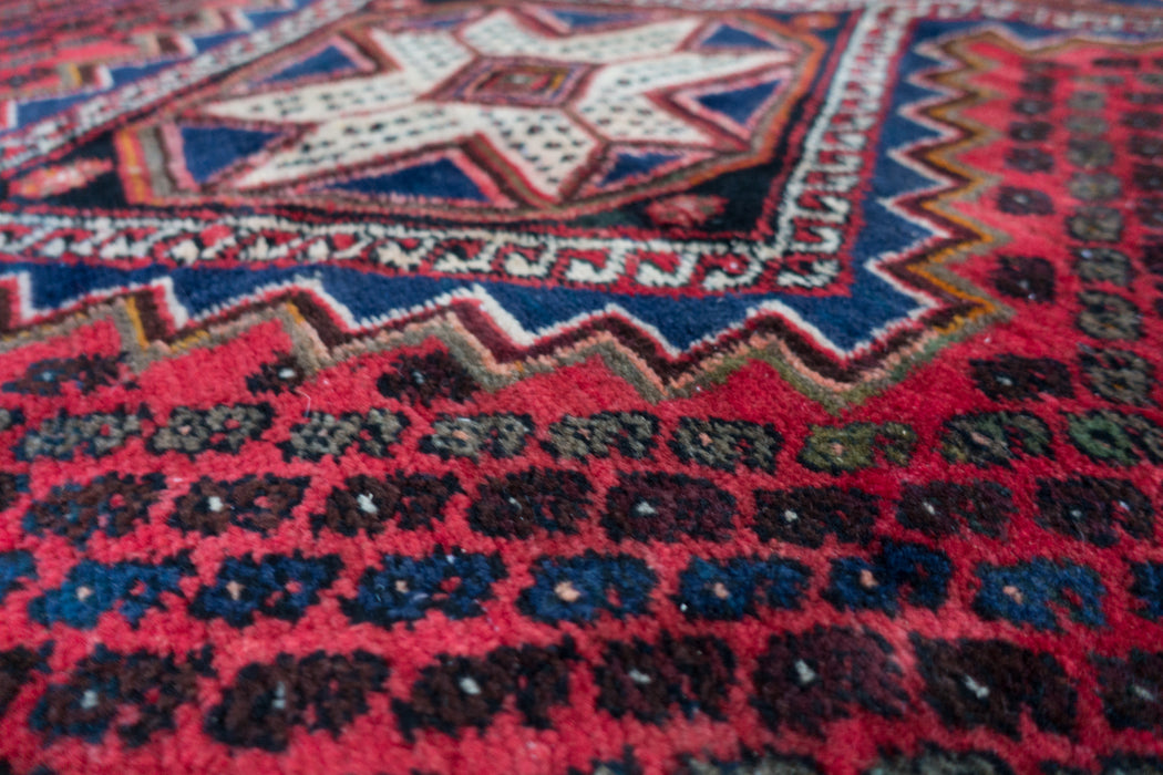 Large Vintage Persian Carpet | 7.5x11 Area Rug