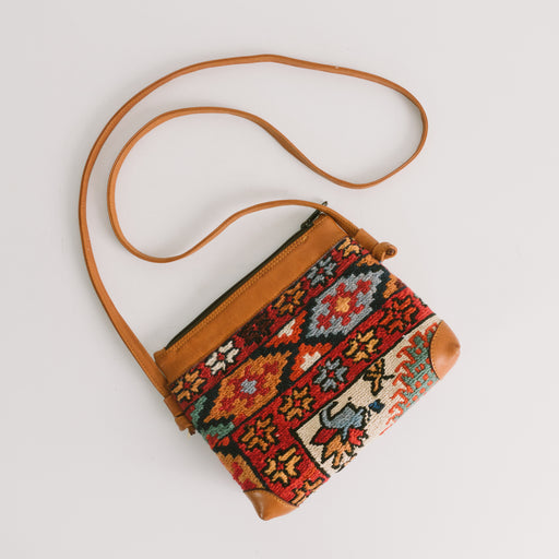 Vintage Neiman Marcus Turkish Kilim Purse