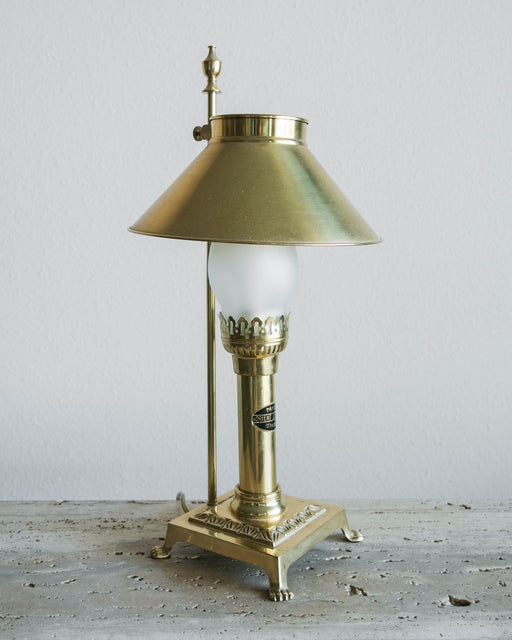 Vintage Orient Express Train Lamp