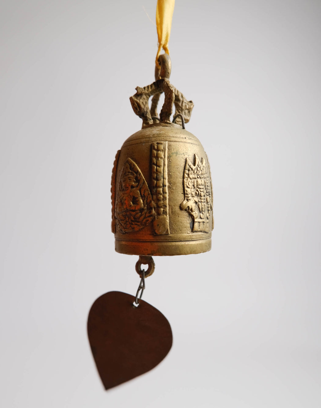 Vintage Buddhist Temple Bells