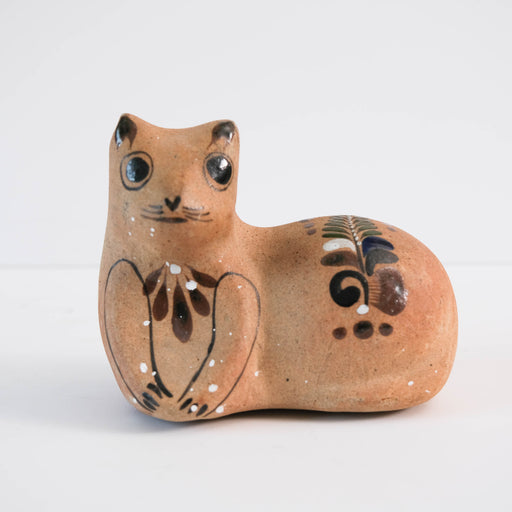 RESERVED for Ashley / Vintage Tonala Cat Statue