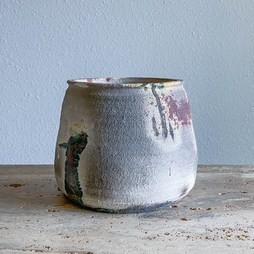 Vintage Studio Pottery Jar