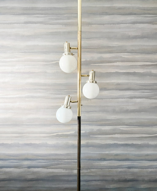 Mid Century Modern Tension Pole Lamp