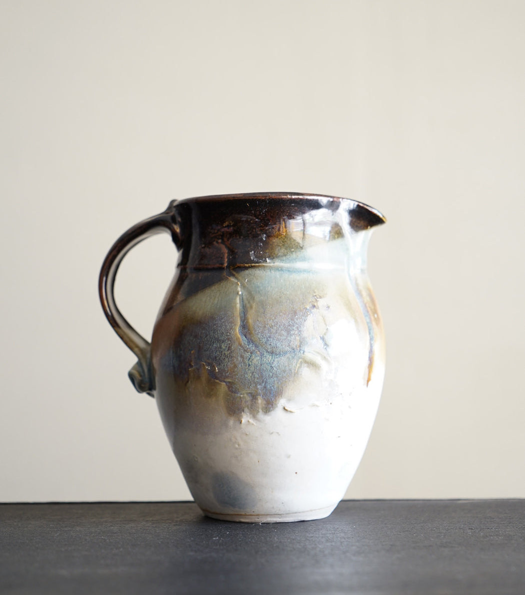 Vintage Studio Pottery Pitcher
