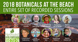 "2018 NorthWest Herb Symposium ""Botanicals at the Beach"" - All recorded sessions!"