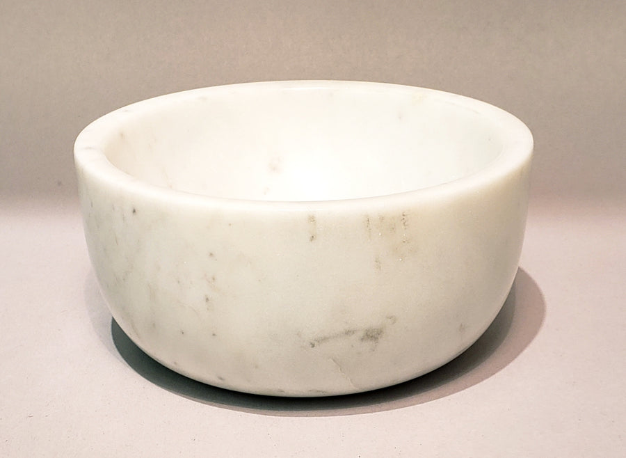 GANZ Solid Marble Dip Bowl