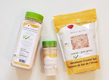 HEARTFELT LIVING Himalayan Crystal Salt
