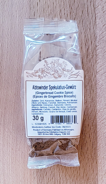 ABTSWINDER Gingerbread Cookie Spice