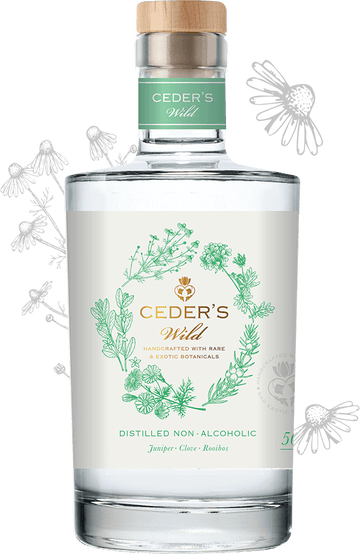 CEDER'S Distilled Non-Alcoholic Spirits, Wild