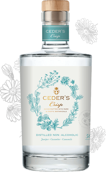 CEDER'S Distilled Non-Alcoholic Spirits, Crisp