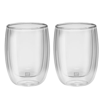 ZWILLING HENCKELS Double Walled Coffee Glasses