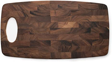 IRONWOOD Acacia End Grain Cutting Board