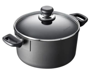 SCANPAN Dutch Oven, Covered, 20cm, 3.25 L