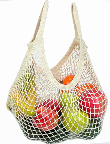 ECOBAGS String Bag, Long or Short Handle.