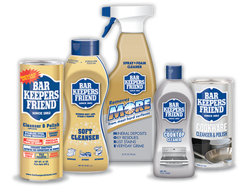 BAR KEEPERS FRIEND Cleaners