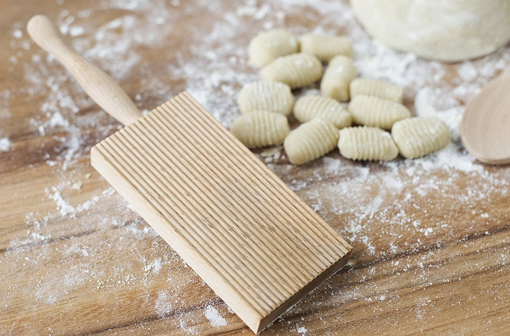 CATERING LINE, Beech Wood Gnocchi Board