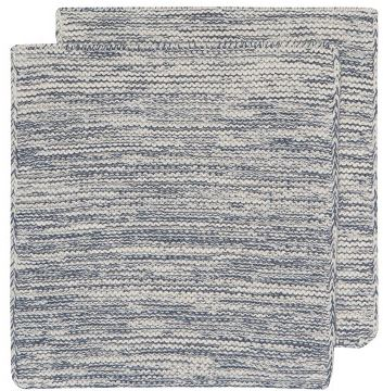 DANICA HEIRLOOM Knit Dishcloths, Set of 2