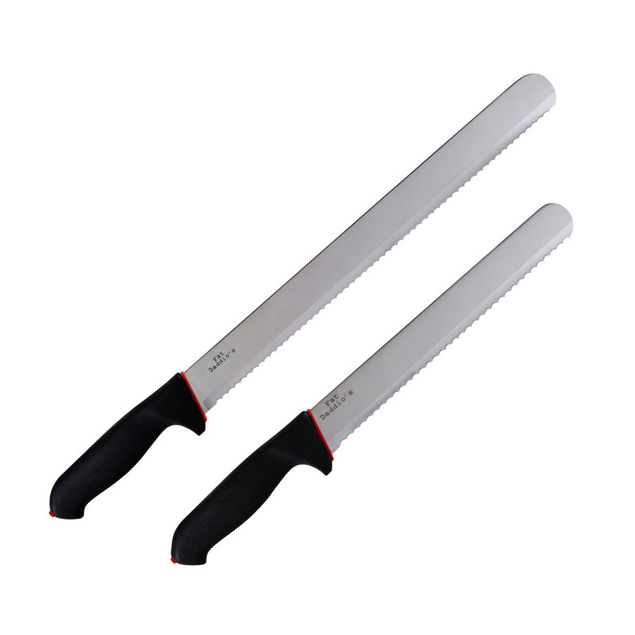 FAT DADDIO'S Cake and Bread Knife, Serrated