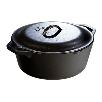 LODGE Cast Iron 7 QT. Dutch Oven