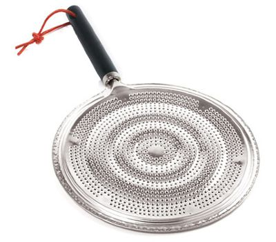 NORPRO Heat Diffuser, Stainless with Handle