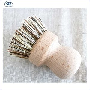 REDECKER Pot Brush, Natural Bristles