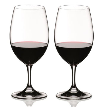 RIEDEL CRYSTAL Double Magnum Wine Glasses, S/2