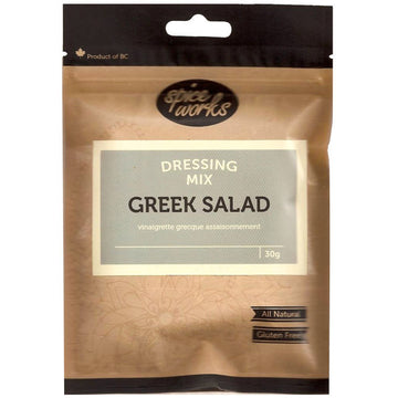 SPICEWORKS Greek Salad Dressing