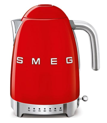SMEG Variable Temperature Electric Kettles