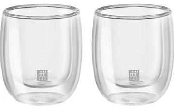 ZWILLING HENCKELS Double Walled Tea Glasses