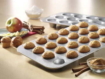 USA PAN, Muffin Pan, Mini, 24 cup