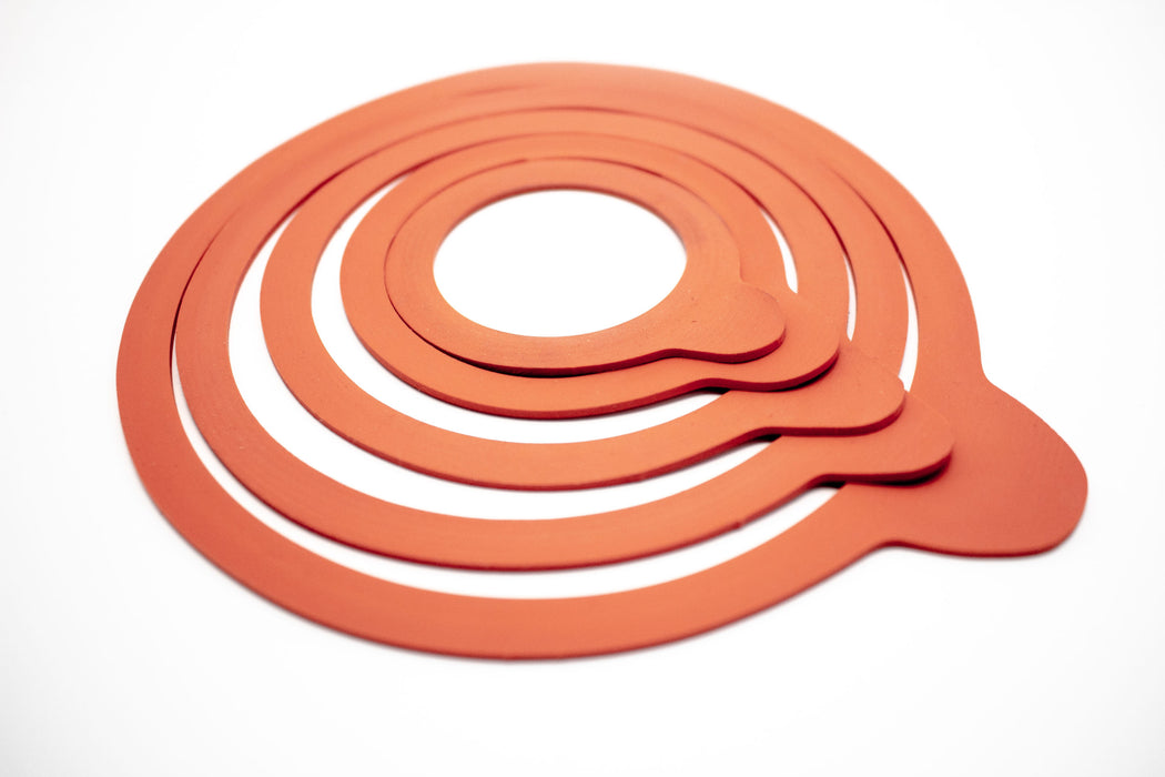WECK Replacement Rubber Rings