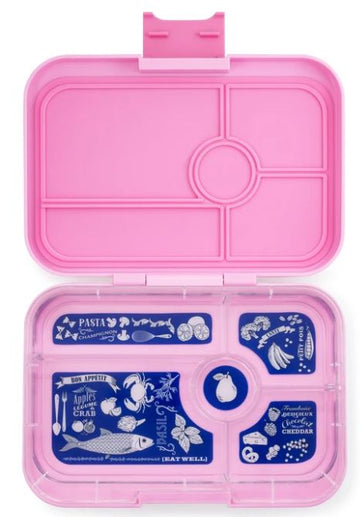 YUMBOX Tapas Large Box, 5 compartment