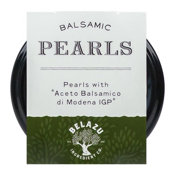 BELAZU Balsamic Pearls, 55g