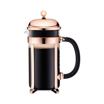 BODUM Chambord 8-Cup Copper French Press