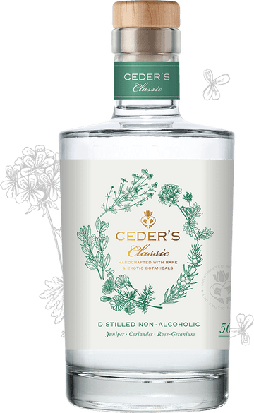 CEDER'S Distilled Non-Alcoholic Spirits, Classic