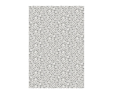 A&A STORY Classic Neutrals 022140 Placemats and Table Runner